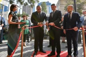 У Баку відкрили Український центр