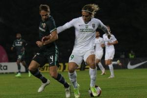 «Олександрія» програла «Ворсклі» у матчі футбольної Прем'єр-ліги
