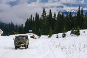 На Закарпатті будуватимуть нову дорогу до гірськолижного курорту Драгобрат