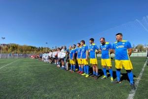 Українська команда взяла участь у дружньому футбольному турнірі в Анкарі