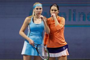 Кіченок і Олару програли на старті турніру WTA 250 в Італії
