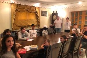 У Посольстві в Кувейті провели урок з української мови