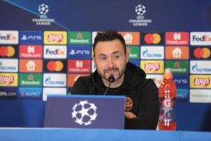 Де Дзербі: для нас головне в матчі з «Реалом» - оцінити наш прогрес