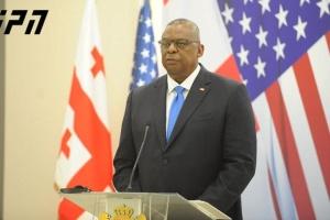 US-Verteidigungsminister in Kyjiw eingetroffen