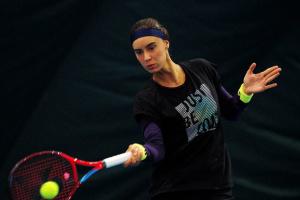 Калинина обыграла россиянку Касаткину на старте турнира WTA в Москве
