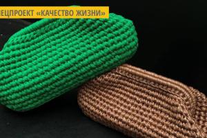 В Хмельницком изготавливают сумки ручной работы из экокожи