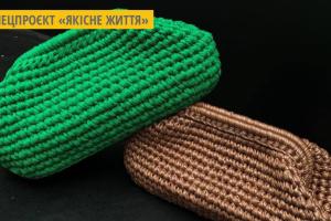 У Хмельницькому виготовляють сумки ручної роботи з екошкіри