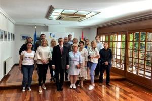 В Іспанії посол зустрівся з представниками української громади