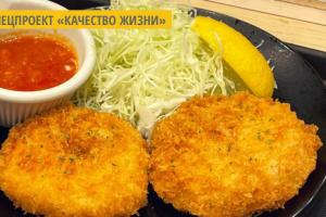 Сеть «Мацуноя» включила котлету по-киевски в меню своих заведений по всей Японии