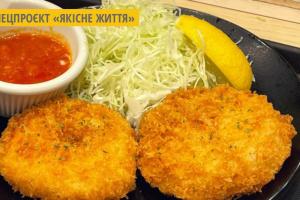 Мережа «Мацуноя» включила котлету по-київськи у меню своїх закладів по всій Японії