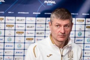 Тренер українських футзалістів: На Євро легких опонентів не буває