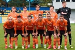 Юнацька ліга УЄФА: «Шахтар» переміг у Києві «Реал»