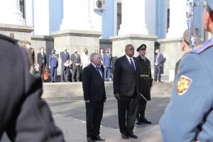 Sicherheitslage in Schwarzmeerregion: Ukraine und USA wollen gemeinsam gegen aggressive Politik Russlands vorgehen