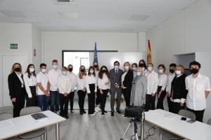 В Іспанії діаспора взяла участь у круглому столі, присвяченому трагедії Бабиного Яру