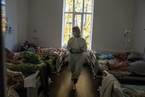 На Житомирщині серед госпіталізованих із COVID-19 лише 7% вакцинованих