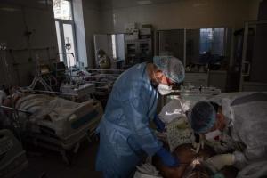 В Украине за сутки обнаружили 22 574 случая коронавируса