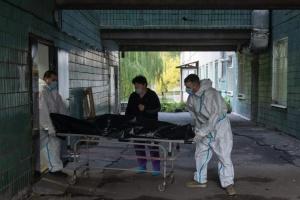 На Одещині бракує місць в COVID-лікарнях, «швидкі» встигають не завжди – волонтерка