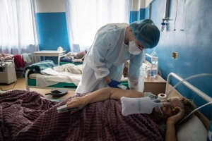 На Закарпатті відкрили ще два «ковідні» відділення