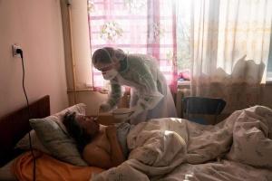 На Донеччині 82,5% госпіталізованих COVID-хворих - у тяжкому стані