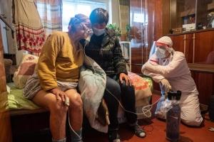 У Києві за добу - 546 випадків коронавірусу, 27 хворих померли
