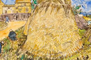 Конфискованное нацистами полотно Ван Гога выставляют на аукцион