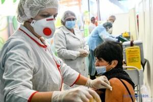 10月20日時点 ウクライナ国内新型コロナ新規確認数 1万8912件