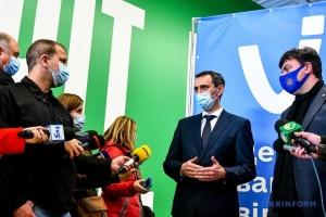 Ляшко: В Украине 95% госпитализированных с коронавирусом - невакцинированы
