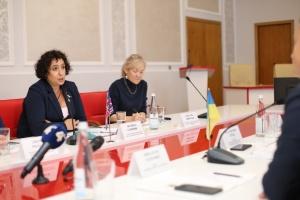 Посол Британии ознакомилась с интересными для инвесторов проектам на Тернопольщине