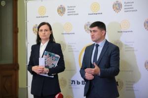 Безбарьерное пространство на Львовщине: уполномоченной Президента показали план