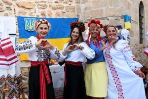 Українці Анталії та творчі колективи взяли участь у фестивалі «Старе місто»