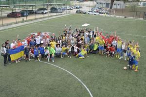Українська діаспора в Іспанії взяла участь у футбольному турнірі