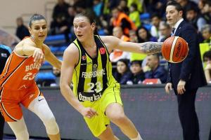 Українка Ягупова – в топ-10 рейтингу претенденток на MVP жіночої Євроліги