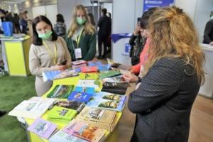 На «ТурЕКСПО» у Львові понад 70 фірм представили товари та послуги у сфері туризму