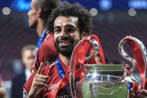 Салах став найкращим голеадором «Ліверпуля» в Лізі чемпіонів УЄФА