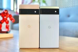 Google представив два нові смартфони з власним процесором
