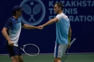 Українець Молчанов вийшов до парного чвертьфіналу турніру ATP у Бельгії