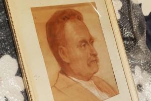 Музею Франко во Львове подарили прижизненный портрет