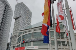 Во Франкфурте стартовала книжная ярмарка - Украина участвует онлайн