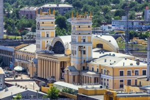 Пункт COVID-вакцинации откроют на вокзале в Харькове