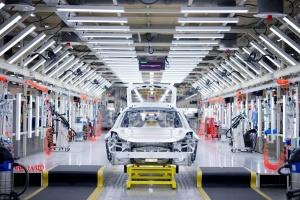 В Китае будут производить электрокар-конкурент Tesla