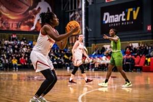 Баскетболистки «Прометея» выиграли второй матч в Еврокубке ФИБА