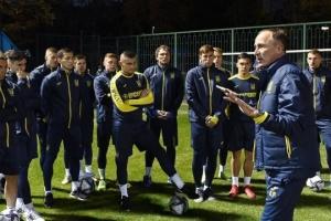 Ukraine climbs one spot in FIFA ranking
