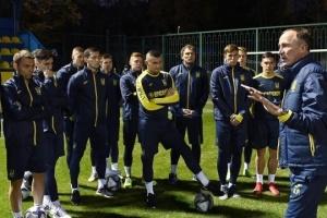 Ucrania sube una posición en el ranking de la FIFA