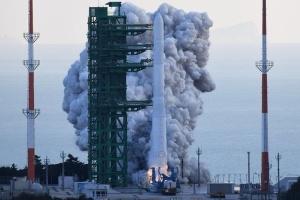 Сеул не зміг відправити макет супутника на орбіту
