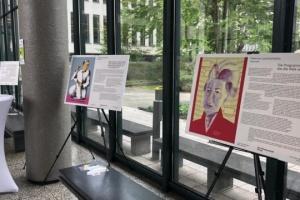 У Брюсселі покажуть виставку про українських жінок-вчених «Наука – це вона»