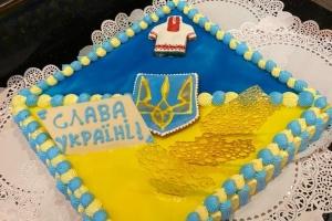 У Тунісі українська громада взяла участь у святкуванні Дня захисників і захисниць України