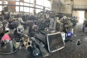 Старі деталі на бойову техніку: у Дніпрі викрили злочинну схему