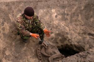 Біля Рівного знайшли ритуальне поховання, якому близько 5000 років