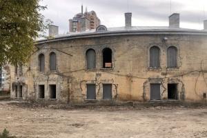У Києві відреставрують пам'ятку національного значення – Наводницьку башту