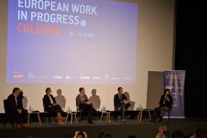 Фільм про Мустафу Джемілєва представили в програмі European Work in Progress Cologne